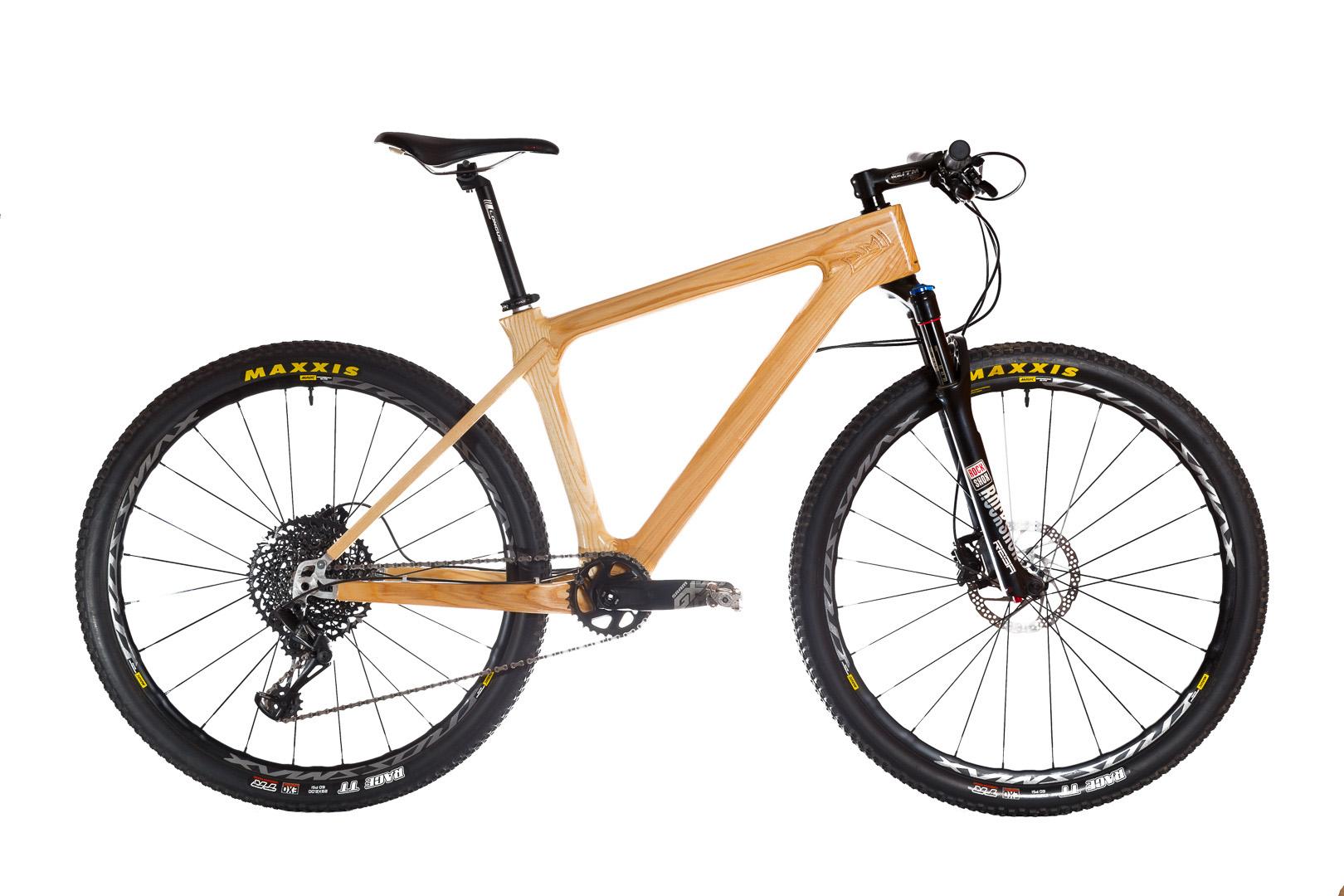 Wooden Explorer 29 Boost